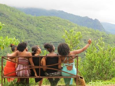 Foto: Pesona Negeri Seychelles dari Ketinggian