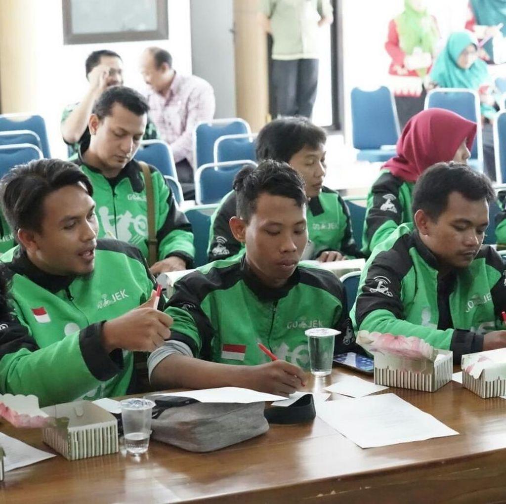 Driver Go-Jek Sumbang Rp 8,2 Triliun Ekonomi Nasional