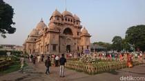 Kolkata Hari Kedua, Merasakan Keberagaman Agama