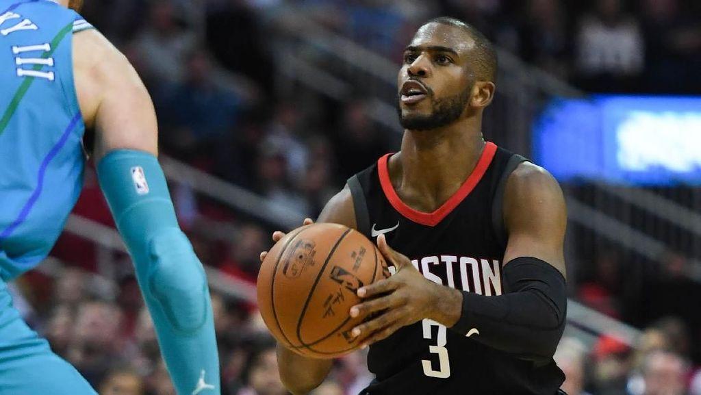 Rockets Lanjutkan Rentetan Kemenangan