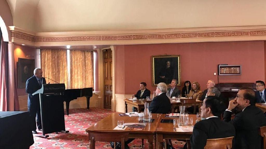 Di Selandia Baru, Alex Noerdin Jualan Karet hingga Panas Bumi