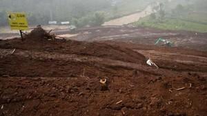 Bendungan Penanggulangan Banjir Jakarta yang Dibangun Jokowi