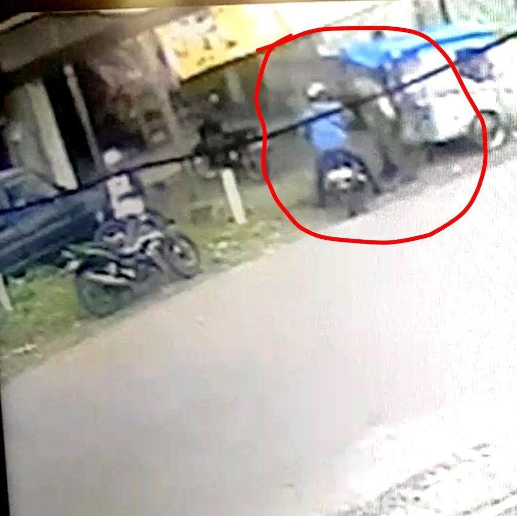 Kades dan Terduga Pencuri Uang Rp 290 Juta Sempat Berpapasan