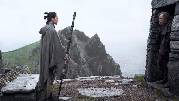 Bagaimana Disney Merayakan Tayangnya 'Star Wars: The Last Jedi' di Indonesia