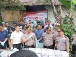 Polisi Gerebek Pabrik PCC di Lebak Banten, 2 Juta Pil Disita