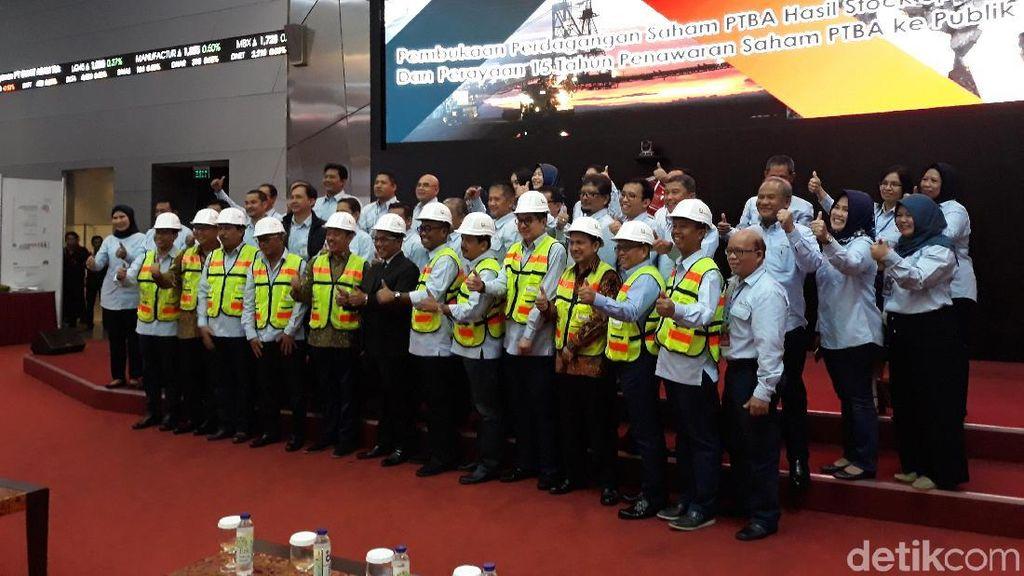 Bangun Banyak Pembangkit, PTBA Siapkan Modal Rp 6,5 T di 2018