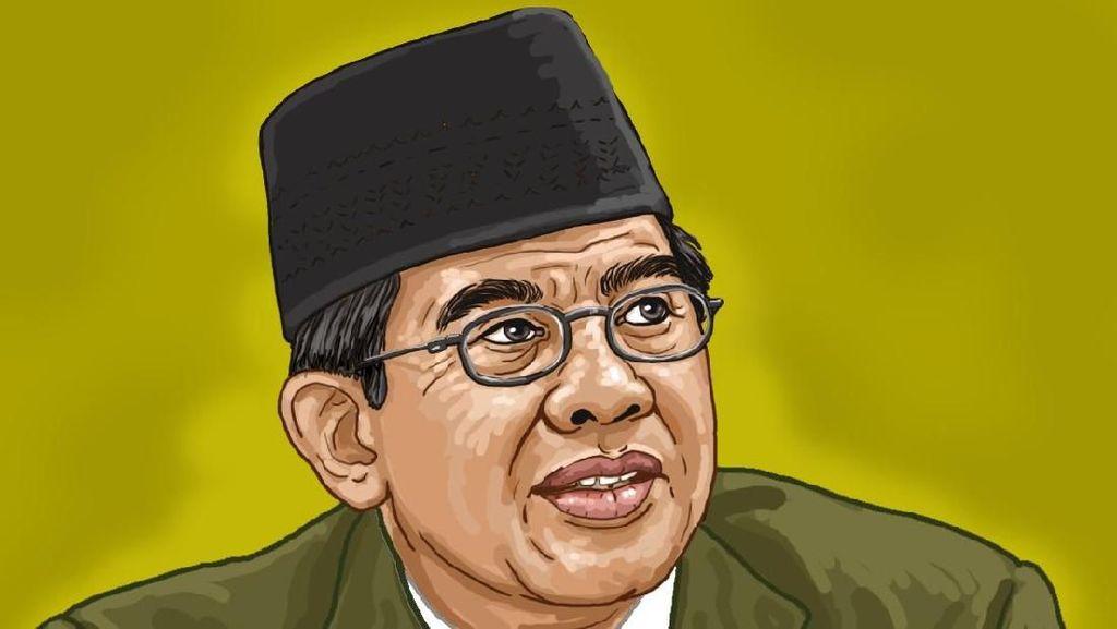 AM Fatwa, Senator Yang Pernah Dibui Rezim Sukarno dan Soeharto