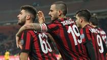 AC Milan Menang 3-0 atas Verona