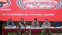 Gelar Rakornas 3 Pilar, PDIP Fokus Kembangkan UMKM