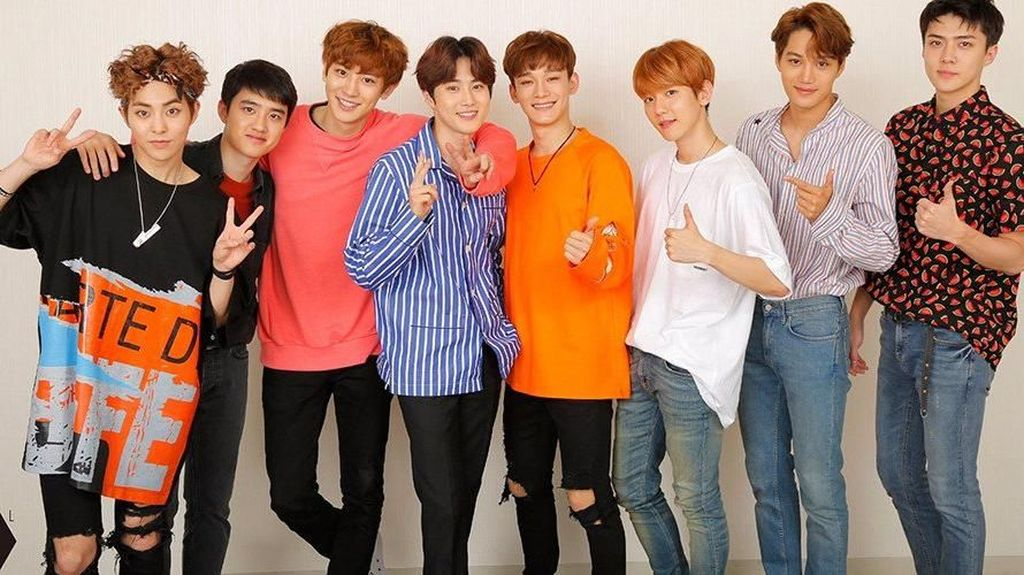Cant Wait! Album Winter EXO Segera Dirilis
