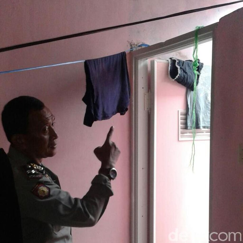 Seorang Pria di Ciputat Tewas Gantung Diri di Kamar Mandi