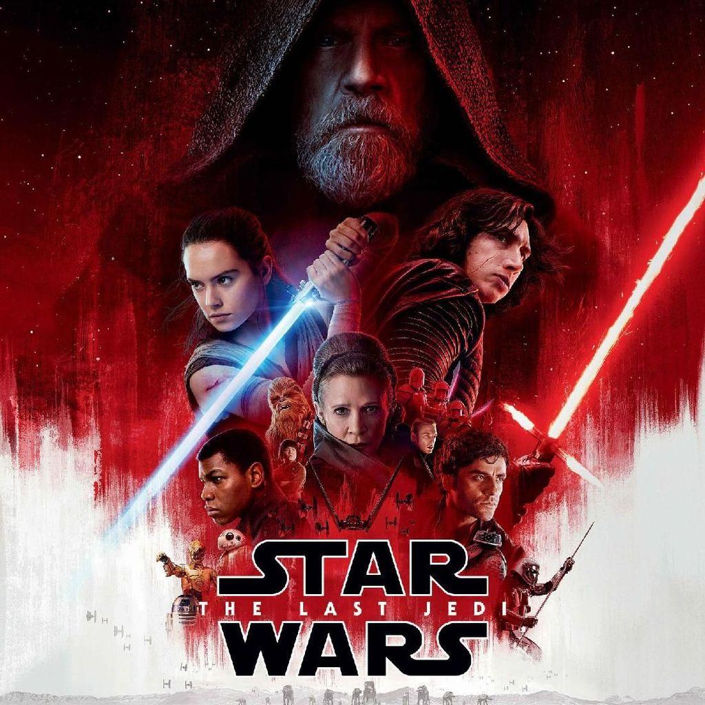 Bagaimana Disney Merayakan Tayangnya Star Wars: The Last Jedi di Indonesia?
