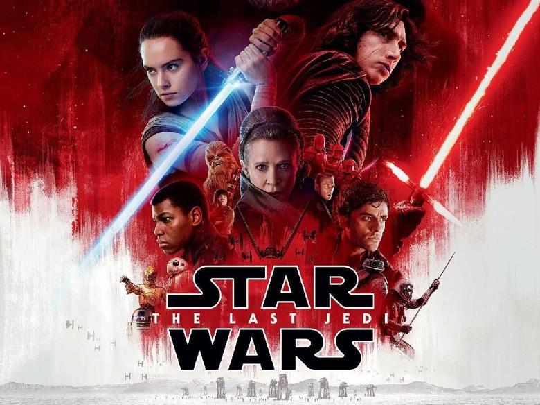 Ini Pemenang Kuis Tiket Nonton Star Wars: The Last Jedi