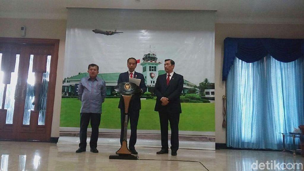 Total Bela Palestina, Ini Permintaan Jokowi ke OKI