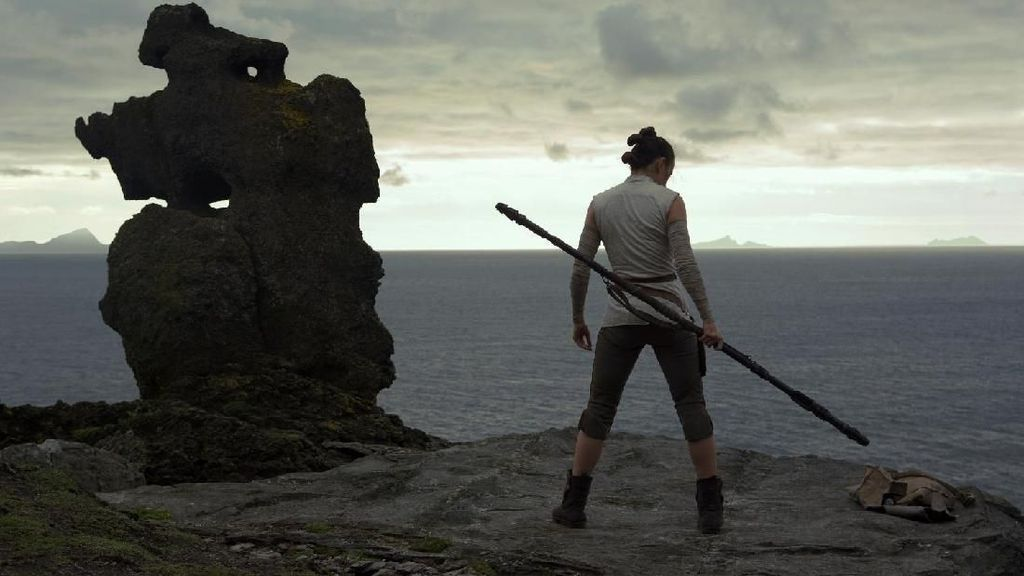Tempat Latihan Rey & Luke Skywalker di Film Star Wars Sungguhan Ada