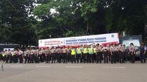 Polisi-Bulog Gelar Operasi Pasar Murah Jelang Natal dan Tahun Baru