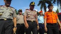 Siaga Bencana, Polda Sulsel-BNPB Apel Bersama