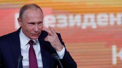 Pilpres Rusia: Putin Memimpin dengan 75% Suara