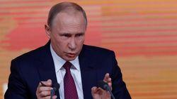 Menang Exit Poll Pilpres Rusia, Putin Terima Kasih ke Pendukung
