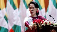 Penghargaan Dublin untuk Aung San Suu Kyi Dicabut