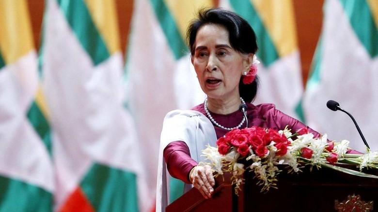 Militer Myanmar Akui Terlibat Pembunuhan Rohingya, Ini Kata Suu Kyi