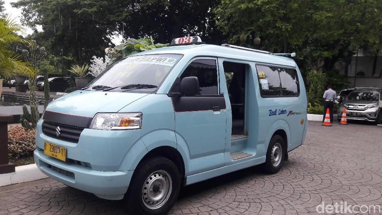 Angkot Usia 10 Tahun Lebih Hanya Bisa Operasi hingga 2018 di DKI