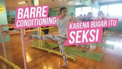 Bugar dengan Latihan Terinspirasi Balet