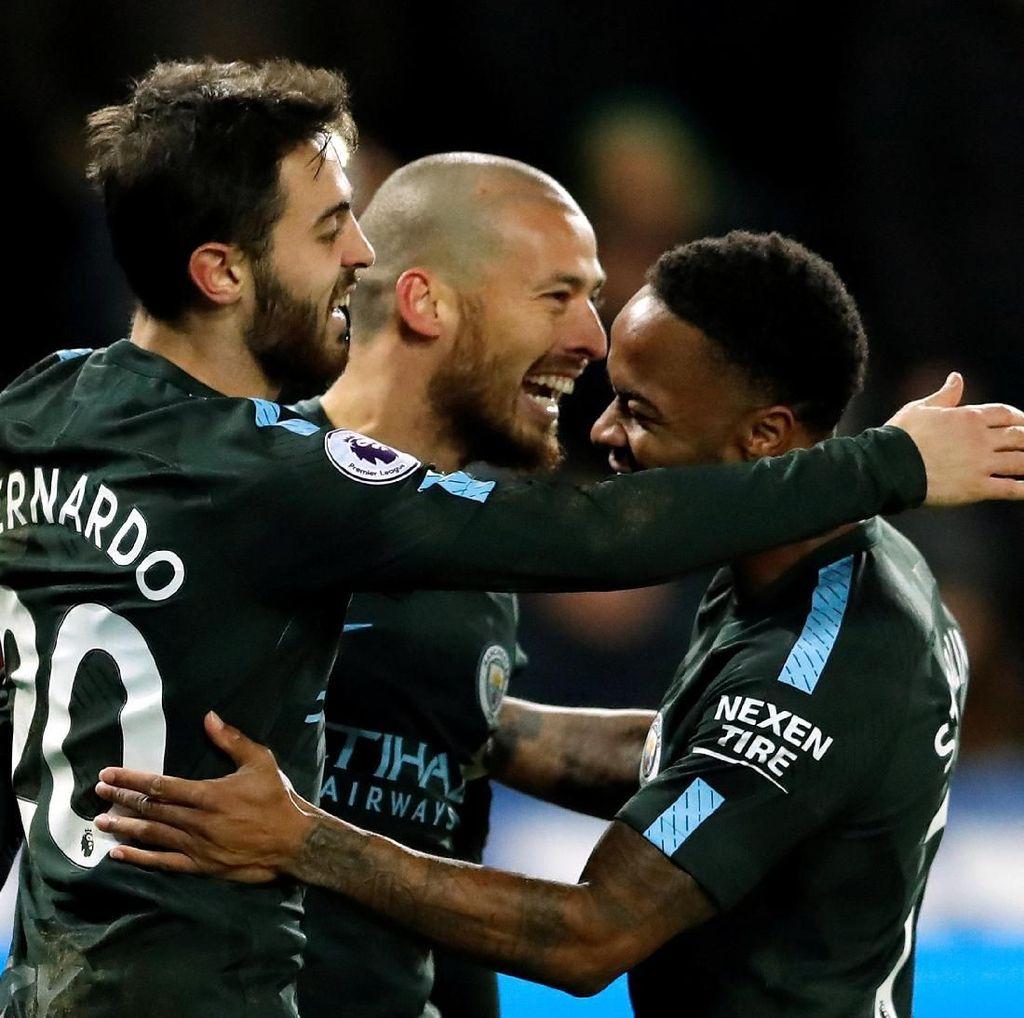City Ukir Rekor Kemenangan Terpanjang dalam Sejarah Premier League
