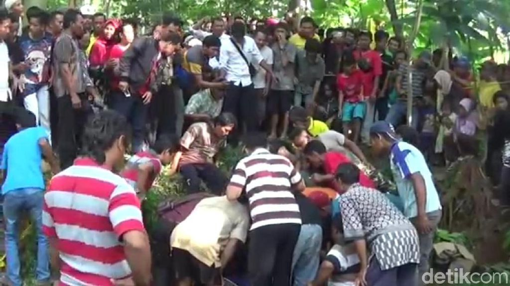 Foto: Kasus Dukun Pengganda Uang Bunuh 2 Orang karena Ditagih Rp 1 T