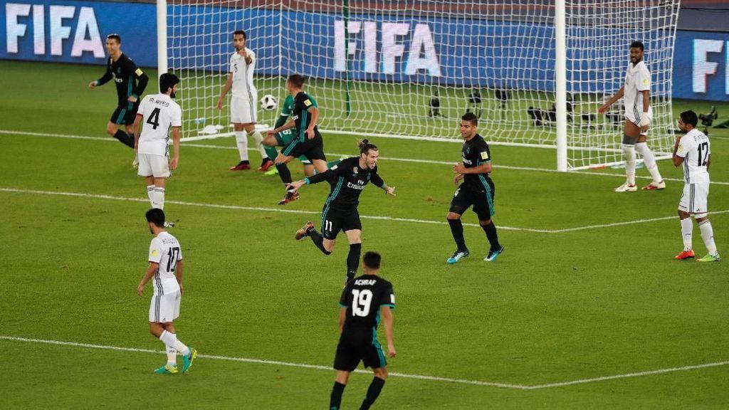 Momen Bale Bawa Madrid ke Final Piala Dunia Antarklub