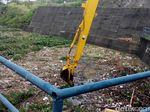 Miris, Melihat Sungai Penuh Sampah di Tulungagung