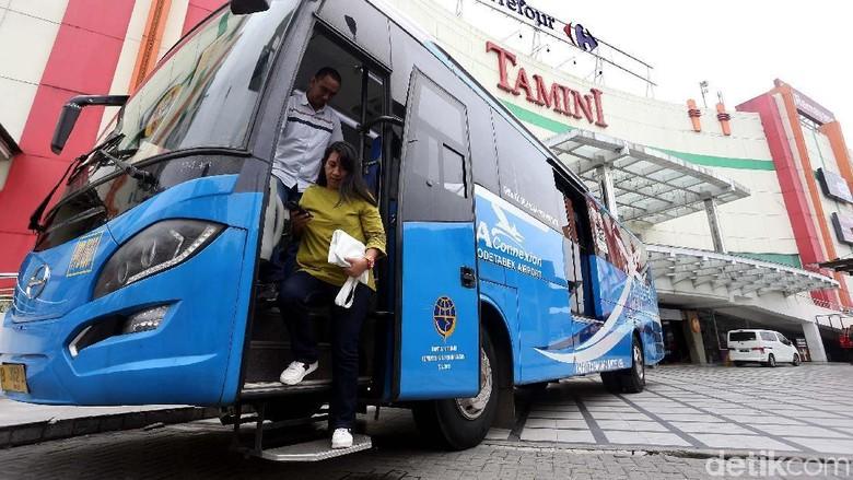Perum PPD Luncurkan TransJabodetabek Premium