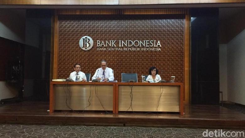 Bunga Kredit Perbankan Lambat Turun, Ini Kata BI