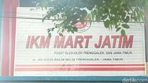 Pemkab Trenggalek Bentuk IKM Mart Kenalkan Produk Lokal
