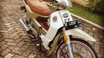 Permak Kawasaki Kaze R Sebagai Apresiasi Selama 14 Tahun