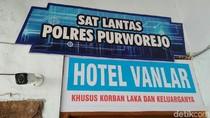 Di Purworejo Ada Hotel Gratis untuk Keluarga Korban Laka Lantas
