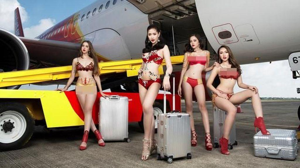 Cerita Maskapai Bikini dari Vietnam yang Sempat Bikin Heboh