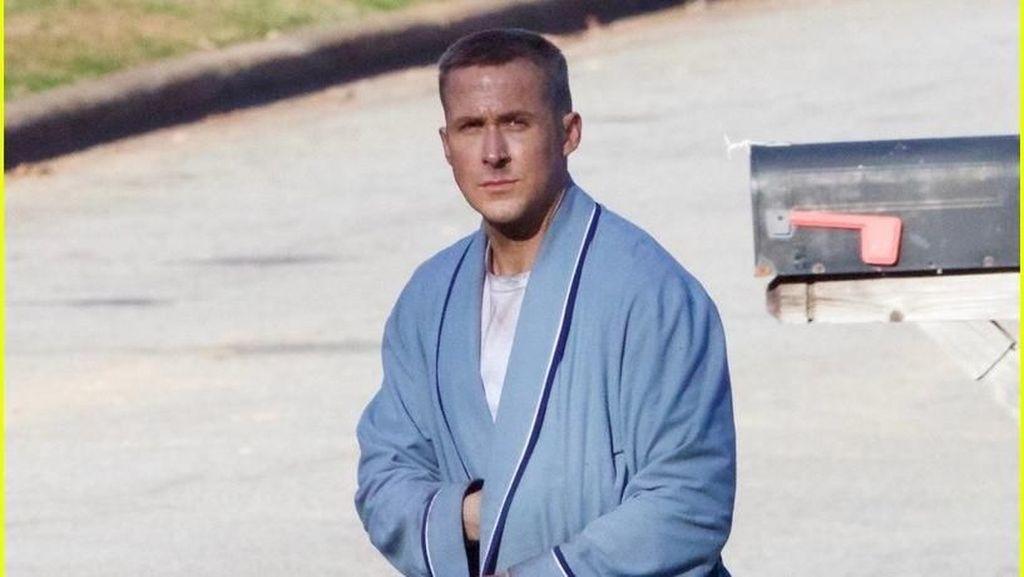 Foto Perdana Ryan Gosling Sebagai Neil Armstrong