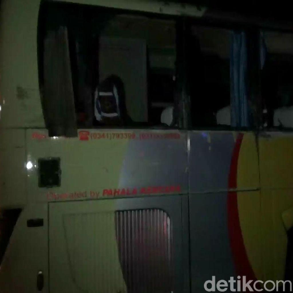 Bus Pariwisata ke Bali Kecelakaan di Pasuruan, 1 Orang Meninggal