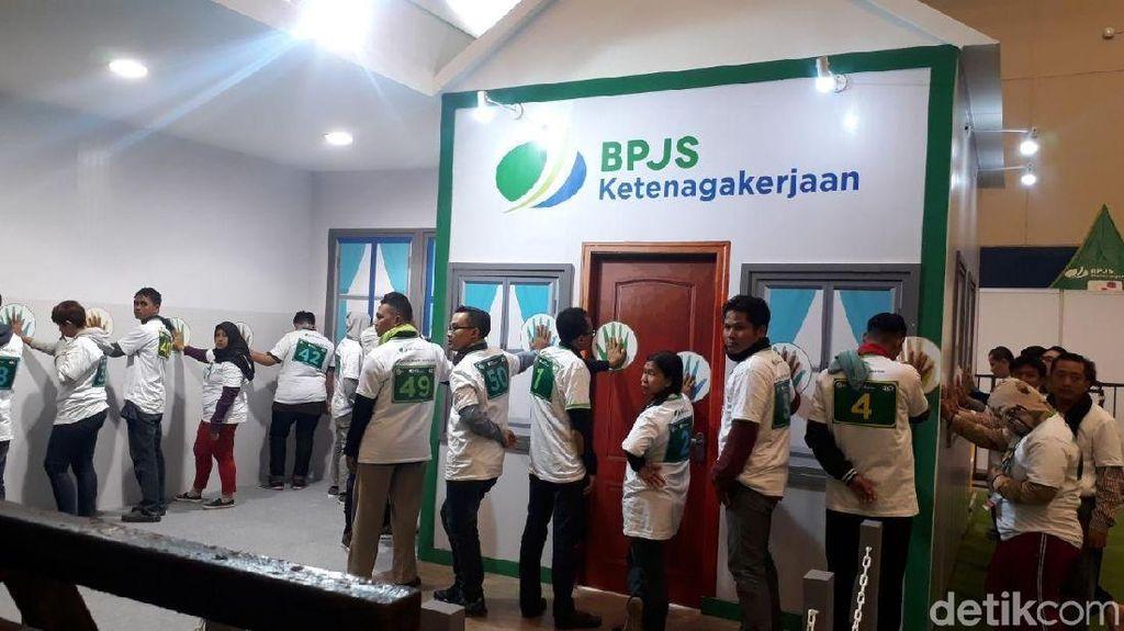 BPJS Ketenagakerjaan Targetkan Dana Kelolaan Rp 378 T di 2018