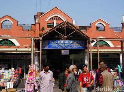 Pasar Baru di Jakarta, Aslinya Ada di Kolkata India