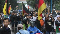 Brigez dan GBR Bersatu Ikut Aksi Solidaritas untuk Palestina