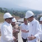 Mangkrak 18 Tahun, Proyek Tol Bocimi Dikebut Jokowi