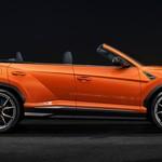 Seksinya Lamborghini Urus Tanpa Atap
