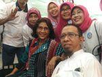Kenangan Menteri Susi di SMA 1 Yogya: Makan Bakso hingga Debat Kusir