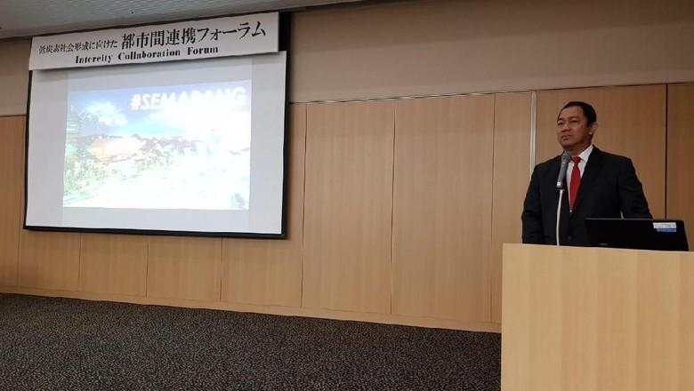 Jepang Bantu Semarang Bangun Pembangkit Listrik Tenaga Air dan Angin