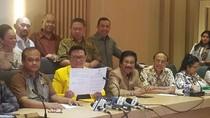 Sambut Airlangga, Dewan Pakar Golkar Ingatkan Soal Pakta Integritas
