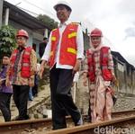 Jokowi: Waduk Ciawi-Sukamahi Kurangi Banjir Jakarta 30%