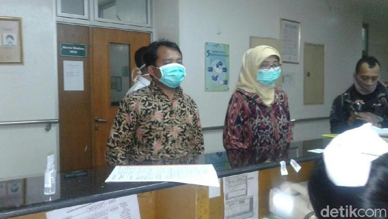 KPAI Tengok Anak Pasien Difteri di RSPI Sulianti Saroso