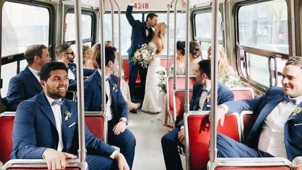FotograferIniAbadikan Pernikahan dengan iPhone 8 Plus